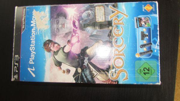 Ps 3 - Spiel Sorcery