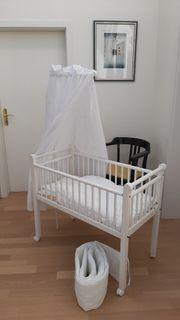 Stubenwagen Babybettchen von Geuther