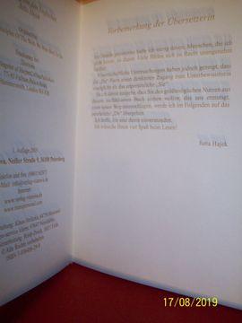 LIEBE DIE ARBEIT für DIE: Kleinanzeigen aus Blankenfelde - Rubrik Allgemeine Literatur und Romane