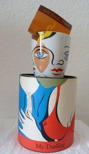 Porzellan-Kaffeebecher My Darling von Ritzenhoff