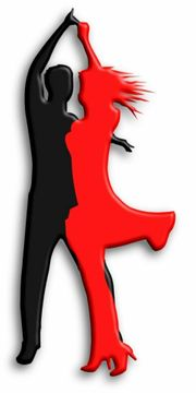 Suche den leidenschaftlichen Discofox-Tänzer im