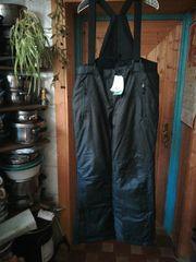 Skihose schwarz Größe XL 56