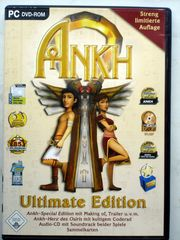 Ankh Ultimate Edition 2 PC-Adventure-Spiele