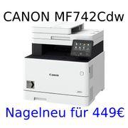 CANON MF742CDW Drucker Kopie Scan