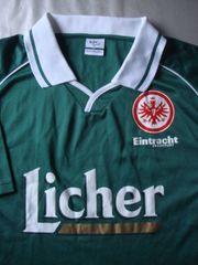 Neues Eintracht Frankfurt Trikot Licher