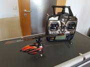 3D Modellhubschrauber 6CH 2 4