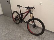 High-End Mountainbike mit Top-Ausstattung Cube