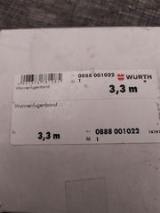 Wannenfugenband 0888001022