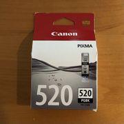 Original Canon Drucker-Tinte PGI-520BK schwarz