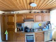 Küche mit Elektrogeräten VHB