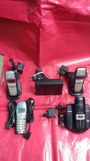 Siemens Gigaset Telefonanlage SL 656