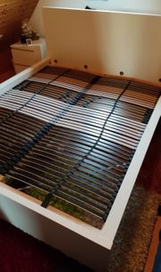 Bettgestell 160x200 cm inkl Lattenrost