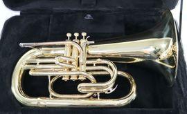 Blasinstrumente - Yamaha Bassflügelhorn Modell YEP 202