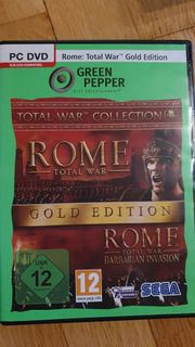 PC Game Rome Total War