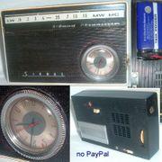 Transitorradio Signal mit Uhr Made