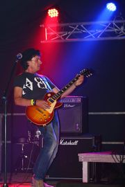 GITARRIST sucht Blues Rock-Band oder