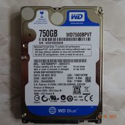 750GB Festplatte 2 5 Win10Pro