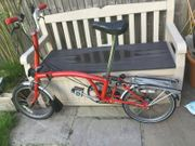 Red Brompton M3R INTERNATIONALER VERSAND