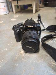 Canon Spiegelreflexkamera Kamera Fotoapparat Spiegelreflex