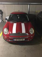 Auto Mini cooper R 50