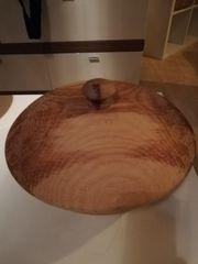 Brotschale Zirbelholz