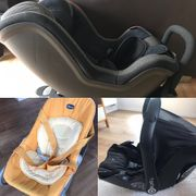 Baby Kombi - Wippe Auto-Sitzschale Auto-Kindersitz -