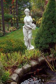 Garten Figur aus Beton Frau