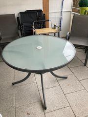 Runder Tisch Durchmesser 105cm