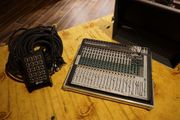 Soundcraft Signature 22MTK mit Stagebox