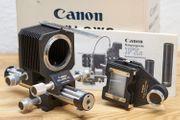 Canon Balgengerät FL mit Nikon