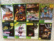 Diverse Xboxspiele