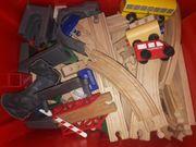 Spielzeugzug Holz
