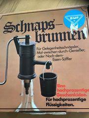 Schnapsbrunnen BMF unbenutzt