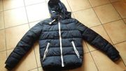 Winterjacke Tom Tailor dunkelblau Gr