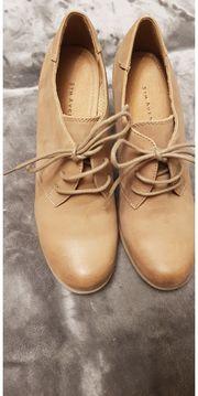 Schuhe Größe 39 Echtleder