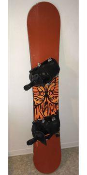 Nitro Snowboard 152cm mit Flow