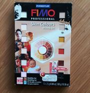 Fimo Skin Colours mit Form