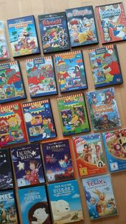 26 DVDs GROSSES ANTI-LANGEWEILE PAKET