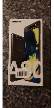 Samsung Galaxy A80 black 128GB