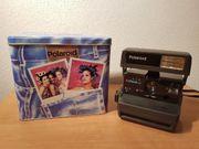 Polaroid Kamera Typ 636 90er