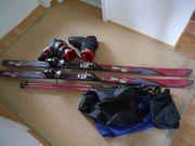 Verkaufe kompletten Völkl Skiset incl