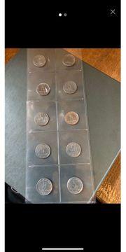 10x 5 reichspfennig 1920
