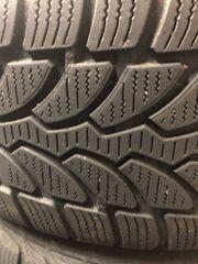 Winterreifen Bridgestone mit Stahlfelgen