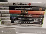 XBox 360 Spiele-Games