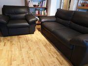 Super erhaltenes Sofa mit Sessel