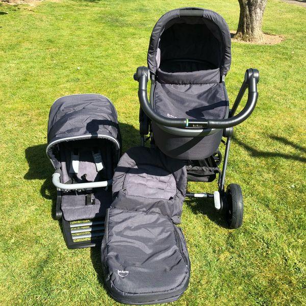 Kinderwagen Teutonia Bliss 2017