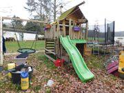 baumhaus Stelzenhaus für Kinder 2