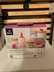 Muffin Deko Set