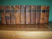 Encyklopädie von Leipzig 1819 komplett