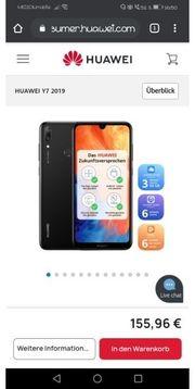 Huawei Y7 2019 gegen Samsung